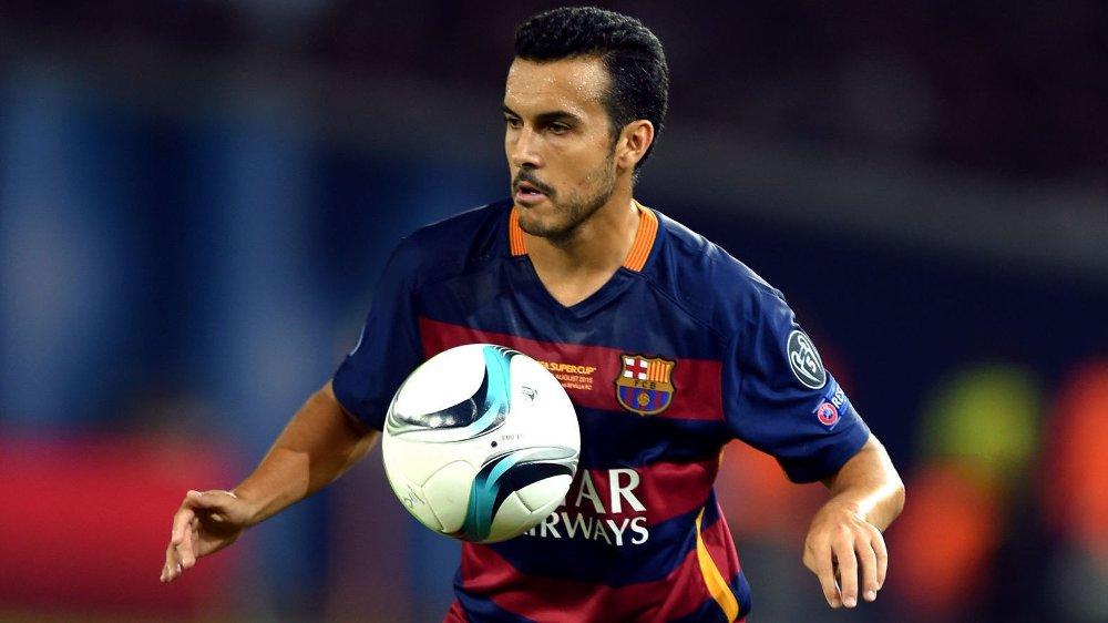 UNITED-AKTUELL: Pedro er fremdeles høyaktuell for Manchester United, mens Manchester City følger spent med på situasjonen.
