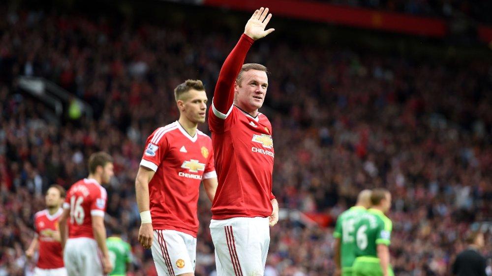 BA ALDRI OM Å BLI SOLGT: Wayne Rooney ble overrasket da han leste i mediene at han ønsket seg bort fra Manchester United. FOTO: NTB scanpix