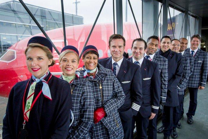 VANT PRIS: Norwegian vant prisen Passenger Choice Awards i Oregon i USA i natt.