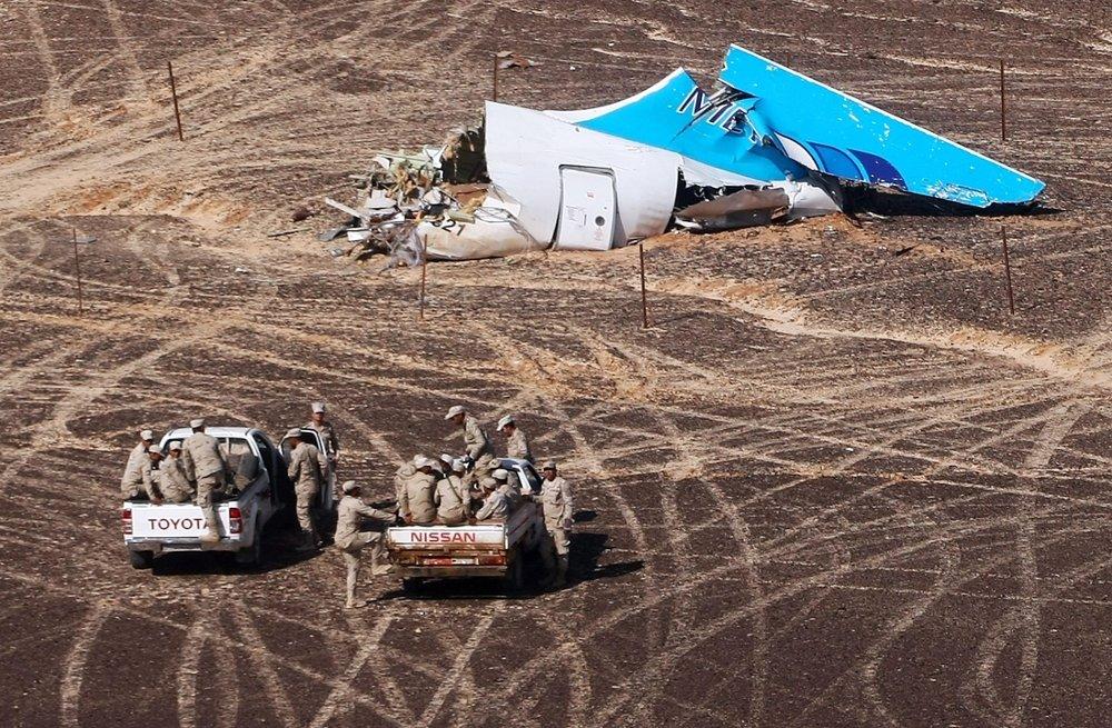 224 personer ble drept da et russisk charterfly styrtet 23 minutter etter avgang fra den egyptiske feriebyen Sharm el-Sheikh i helgen.