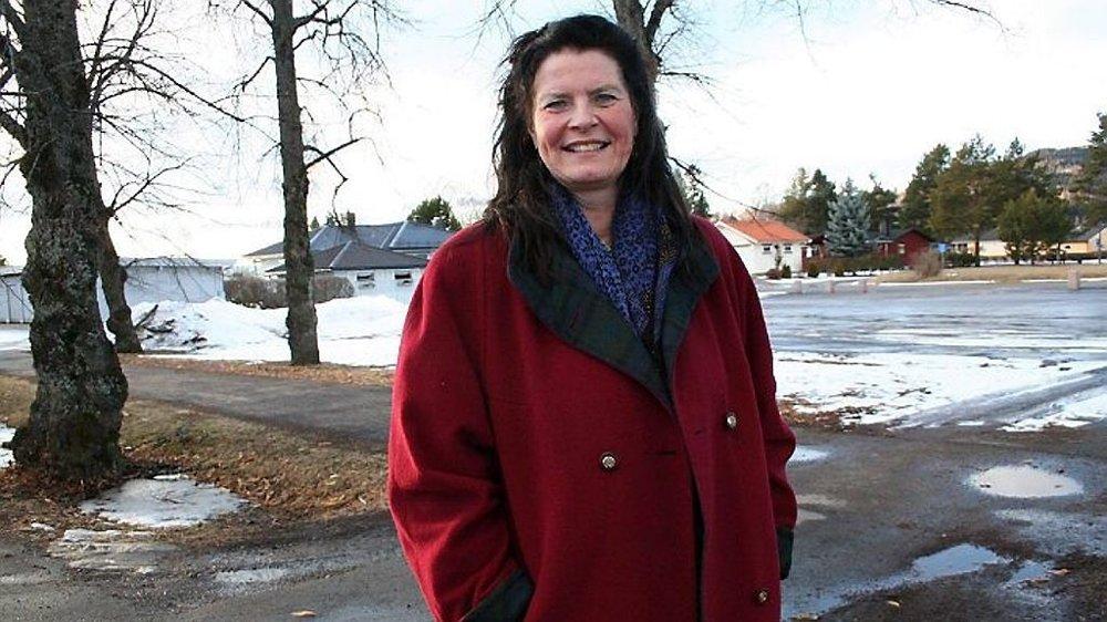 FURUBERG: Ann Merete Furuberg er leder i Norsk Bonde- og Småbrukarlag.