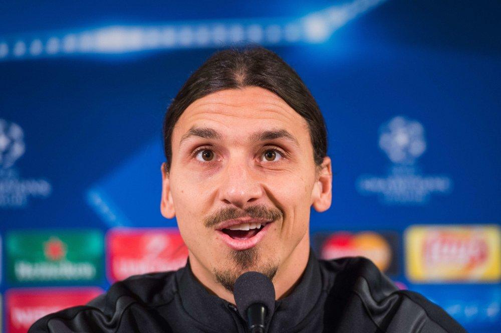 SUPERSTJERNE: Zlatan Ibrahimovic returnerer til Malmõ sammen med PSG for å spille mot moderklubben Malmõ, som trenes av Åge Hareide.