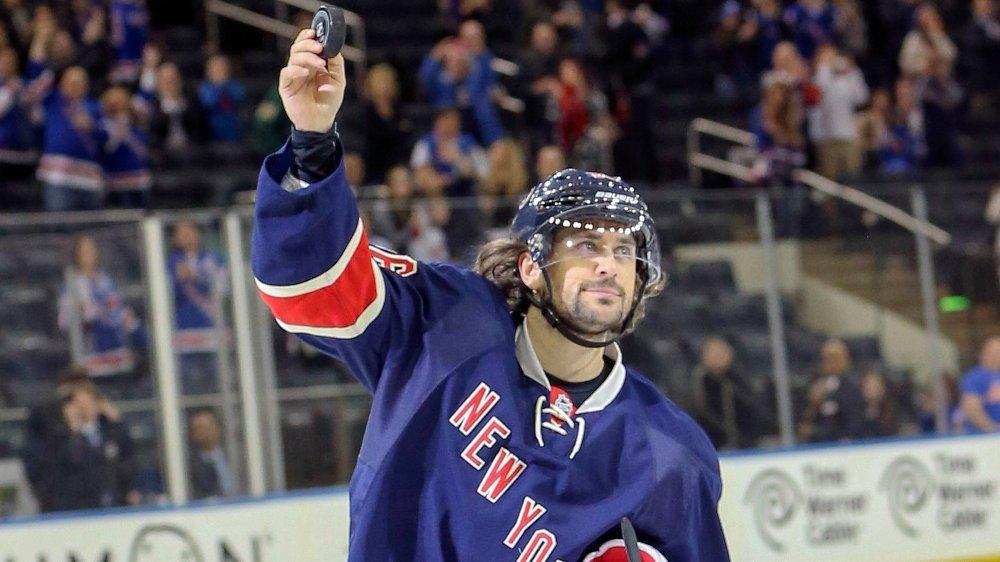 Mats Zuccarellos New York Rangers er NHLs mest verdifulle klubb, ifølge magasinet Forbes.