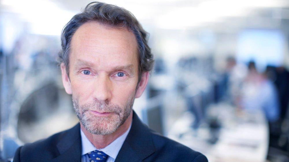 Sjefsøkonom Harald Magnus Andreassen i Swedbank tror veksten i fastlandsøkonomien kan bli så lav som under én prosent.