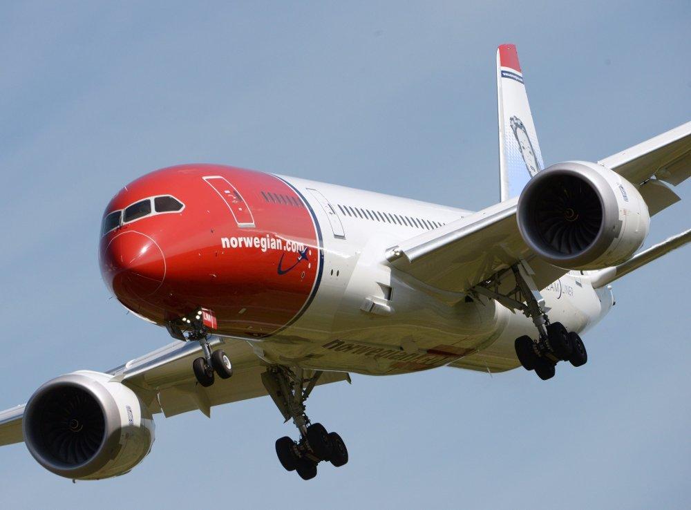 Norwegian vurderer en usikret obligasjonsutstedelse i euro med løpetid på fire år.