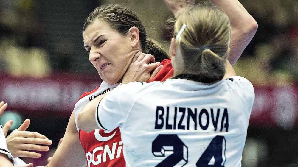 Tøffe tak mellom Polen og Russland i VM onsdag