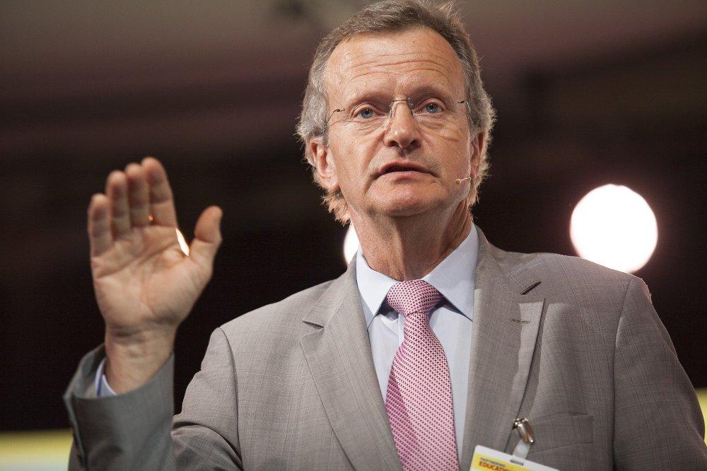 BAKSAAS: Tidligere konsernsjef Jon Fredrik Baksaas sier han vil ut av karakteristikkene som løgner og manipulator.