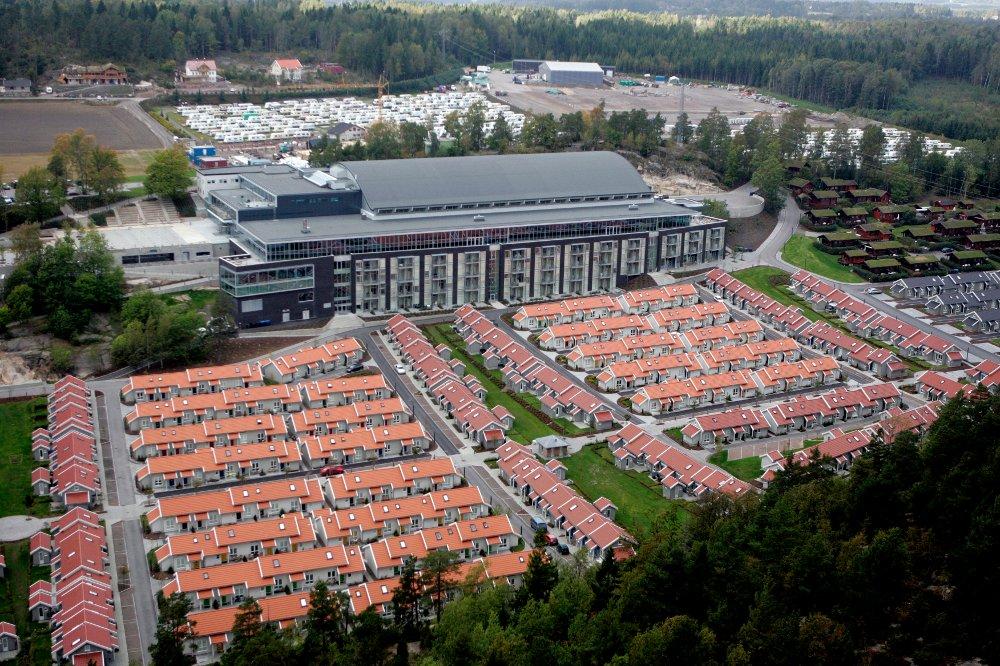 Oslofjord Conference Center i Vestfold vil ikke lenger bli brukt til å huse asylsøkere.