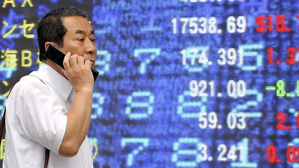 BØRS: Størst oppgang av asiatiske nøkkelindekser tirsdag 29.12 har Nikkei 225, som steg 0,58 prosent.