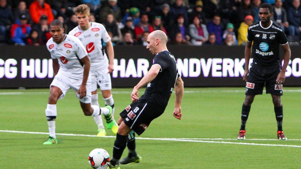 aedc5abe Odd vant mot Sogndal etter straffescoring
