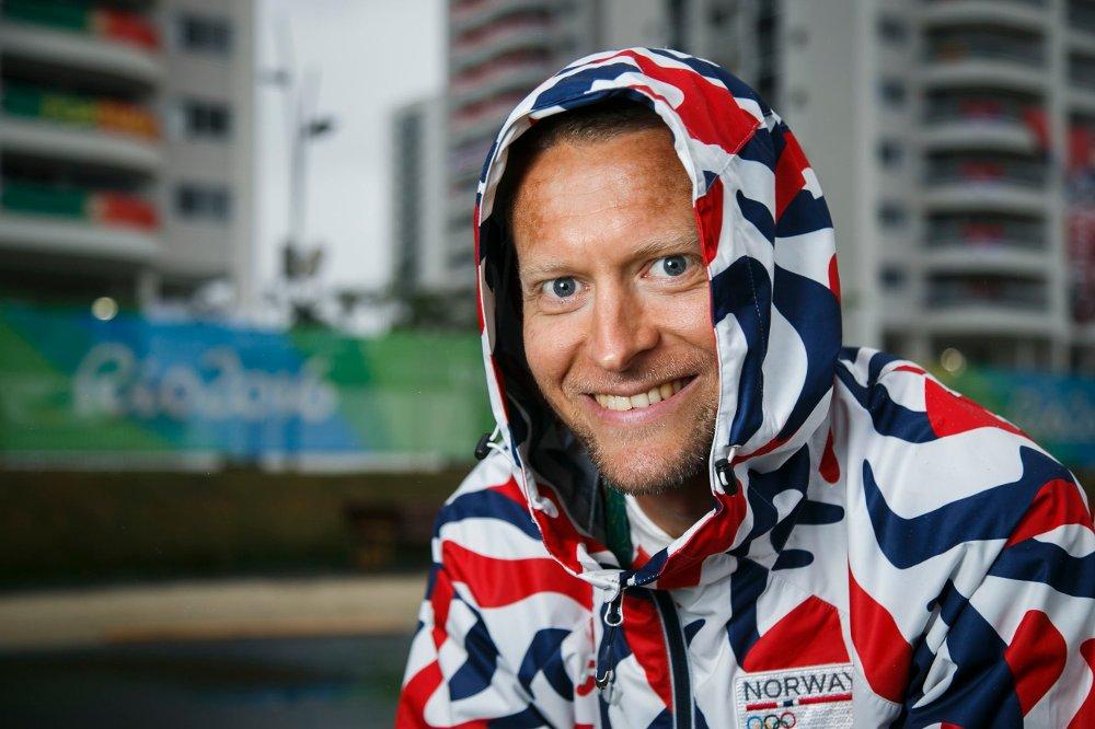 PÅ PLASS I RIO: Kappgjengeren Erik Tysse skal delta i Rio, men har måttet tåle kritikk fra flere hold.