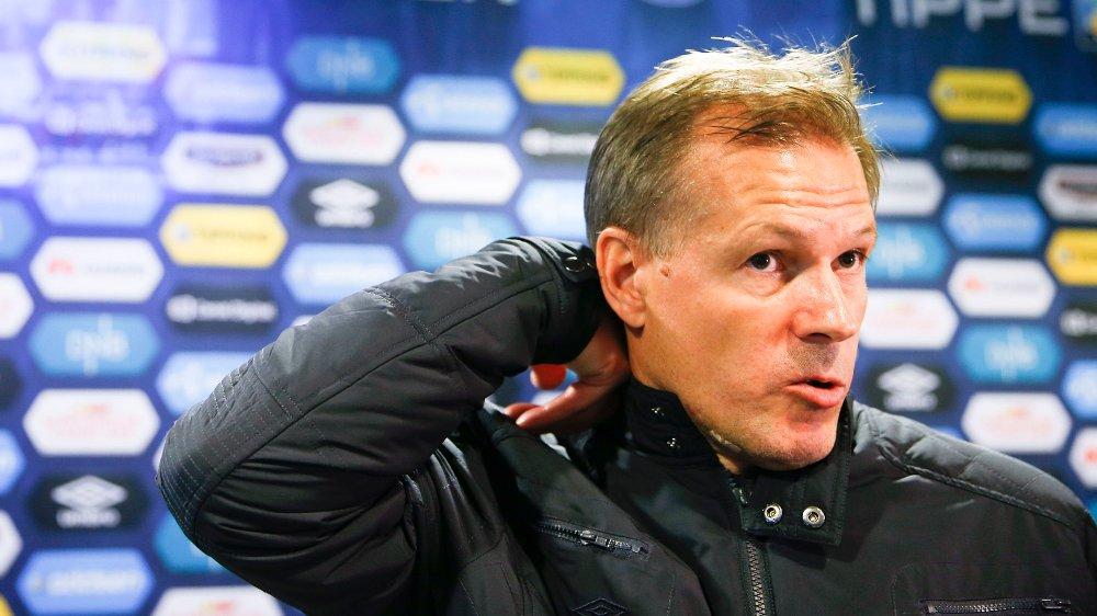 KRITISK: Vålerenga-trener Kjetil Rekdal er irritert på at Sander Berge må spille G18-landskamper for Norge.