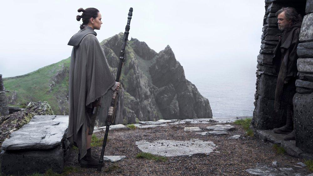 STAR WARS: «Star Wars: The Last Jedi» får terningkast 5 av vår anmelder.