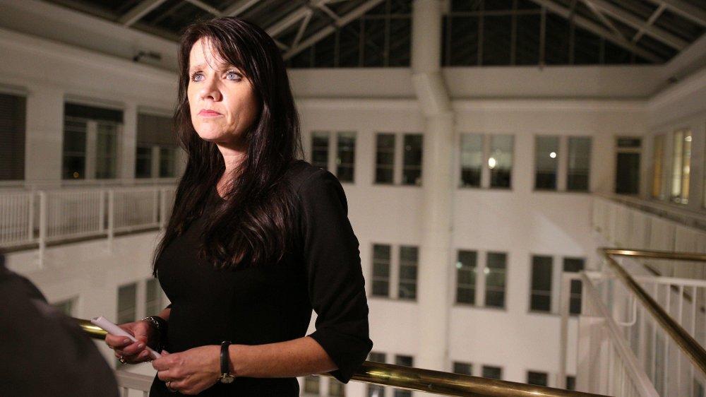 BRATTEN: Administrerende direktør Anne-Kari Bratten i Spekter sier at det er fullt mulig å gjøre karriere uten å ha hjelp i hjemmet.