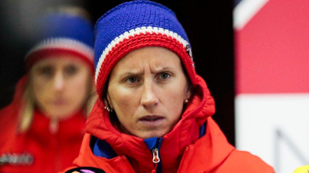 USIKKER: Marit Bjørgen innrømmer at hun har vært usikker foran OL i Pyeongchang.