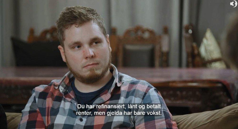Leif Kåre Junior Bakka beskyldte «Luksusfellen» for å være unyansert og for å lage sirkus-TV.