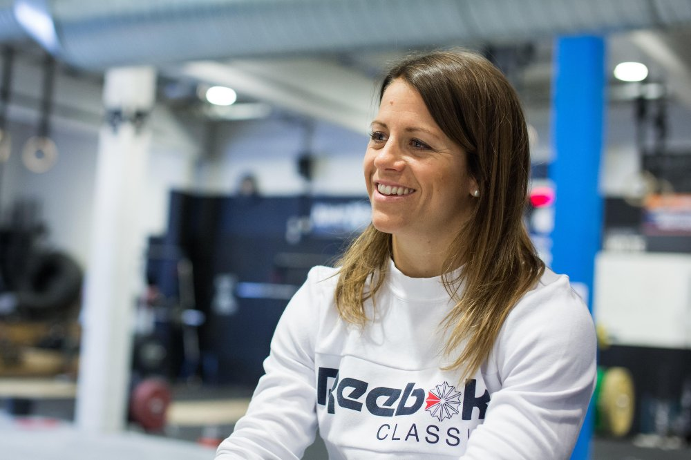 CROSSFIT: Kristin Holte (32) er europamester i CrossFit. I helgen skal hun forsvare tittelen i EM i Berlin. Møt henne i Det store intervjuet.