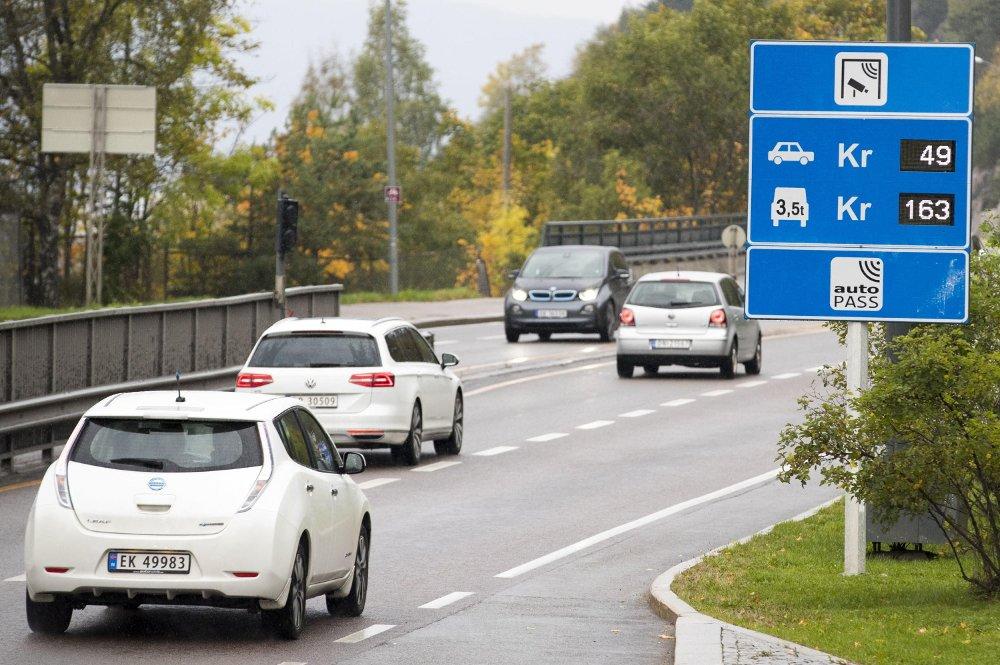 NULL UTSLIPP: Elbiler forurenser ikke noe lokalt. De beste argumentene mot biltrafikk i sentrum er følgelig irrelevante.