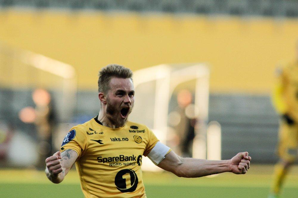 Bodø/Glimts Trond Olsen føler seg preset ut av klubben. Foto: Mats Torbergsen / NTB scanpix