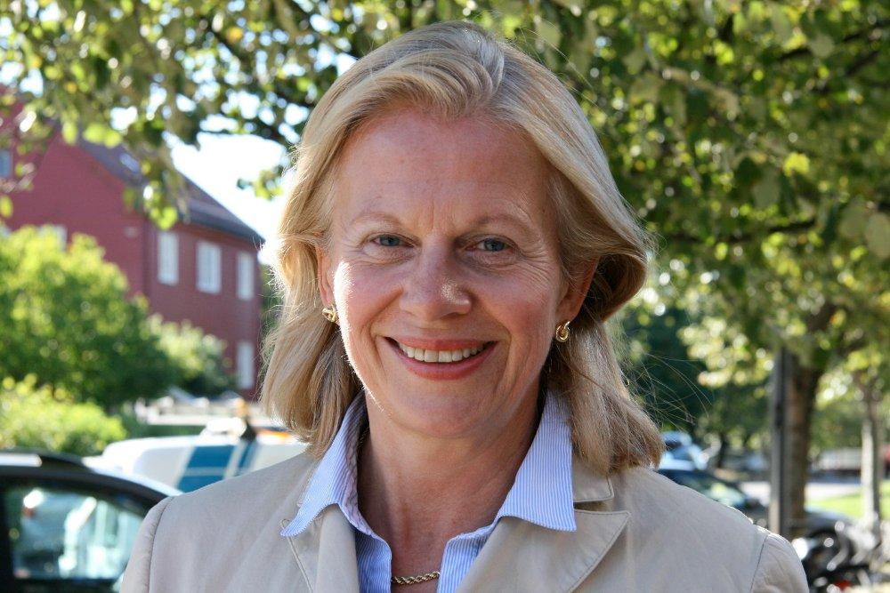 Janne Haaland Matlary er professor i internasjonal politikk ved Universitetet i Oslo.