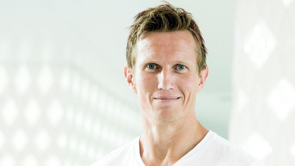 IKKE TIL FINALEN: Frank Løke inviteres ikke tilbake på parketten under «Skal vi danse»-finalen.