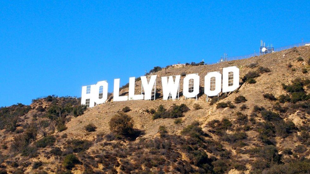 BERØMT: Hollywood-skiltet er velkjent verden rundt.