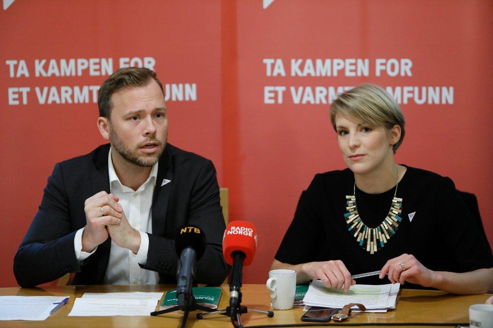 - Audun Lysbakken og Kari Kaskis løsning på fattigdom er velkjent, skriver Soleim.