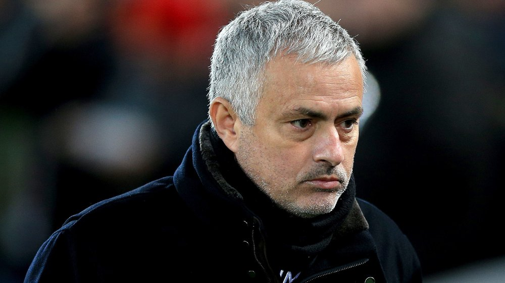 SLITER: José Mourinho sliter med å få fart på Manchester United-maskineriet.