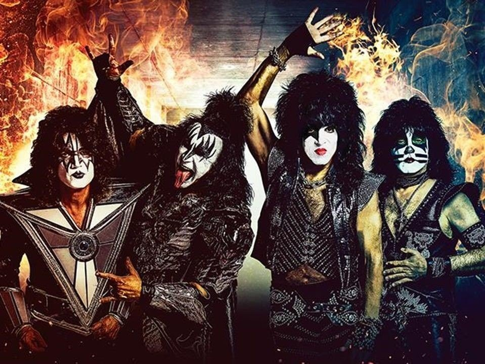 One Last Kiss: End Of The Road World Tour 2019
