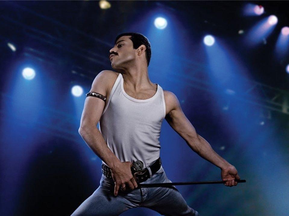 Rami Malek i filmen «Bohemian Rhapsody»