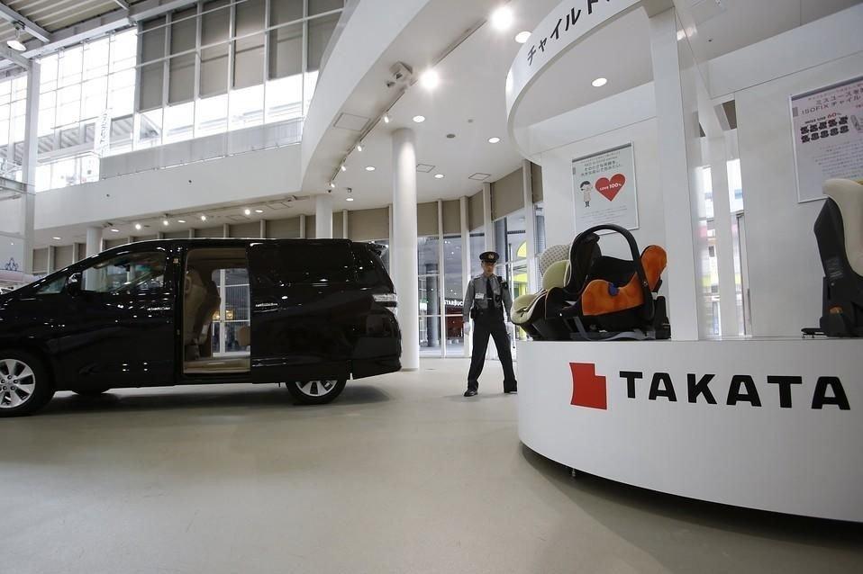 Japanske Takata er igjen i hardt vær som følge av produksjonsfeil ved kollisjonsputer.