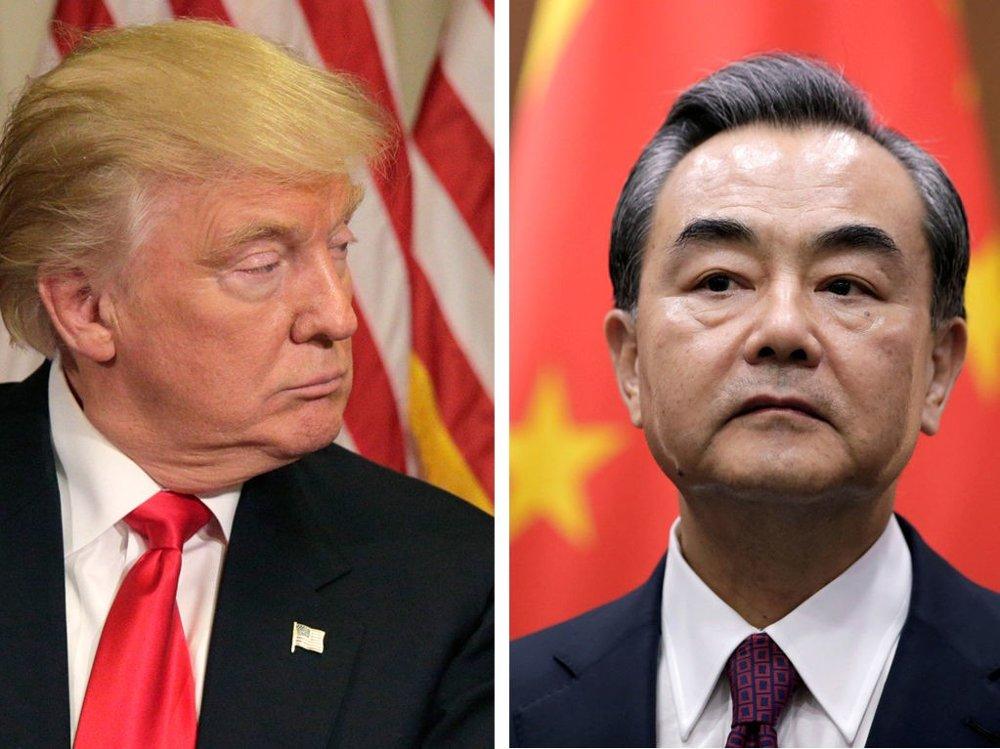 GAMLE OG NYE PENGER: USA vil bli overtatt av Kina innen 2030 som verdens største økonomi.
