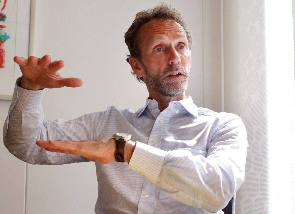 Sjeføkonom Harald Magnus Andreassen mener eksportnæringen ikke har grunn til å bekymre seg over kronen.