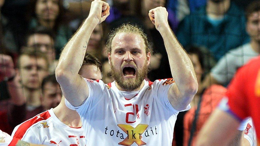 MISFORNØYD: Henrik Møllgaard mener det er en skam at VM utvides ytterligere. Torsdag vant Danmark med 23 mål mot Chile.