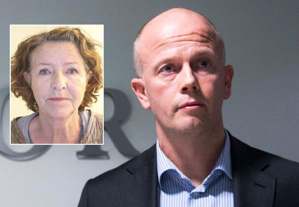 Adwokat Svein Holdenopowiada o najnowszych informacjach dotyczących sprawy zaginięcia w Lørenskog. Holden reprezentuje Toma Hagena i jego zaginioną żonę Anne-Elisabeth Falkevik Hagen (na wewnętrznym zdjęciu).
