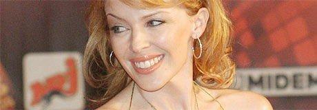 Kylie Minogue under NRJ Music Awards i januar 2004.