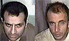 De fire italienske gislene har vært savnet siden mandag.