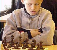 Magnus Øen Carlsen - sjakkmester