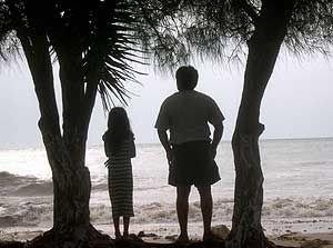 Innbyggere på Yucatan-halvøya i Mexico fikk besøk av orkanen natt til tirsdag norsk tid.