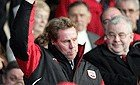 All grunn til å juble for Southampton-manager Harry Redknapp lørdag.