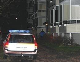 I denne boligblokken i Oslo ble en 44 år gammel kvinne knivdrept tirsdag 18. januar.