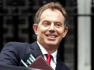 Tony Blair.