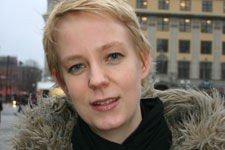 Ingrid Fiskaa, leder i Fredsinitiativet og sitter i SVs sentralstyre.