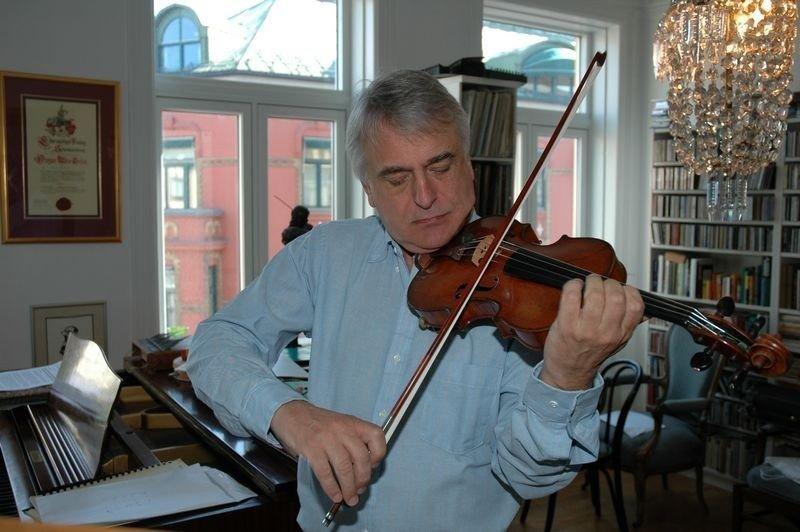 Ole Böhn fikk den gjeve prisen i fjor.