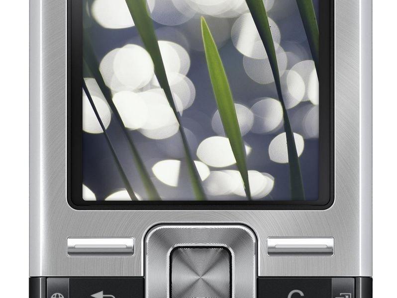 GRØNNEST: Sony Ericsson T650i.