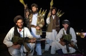 Taliban- krigere