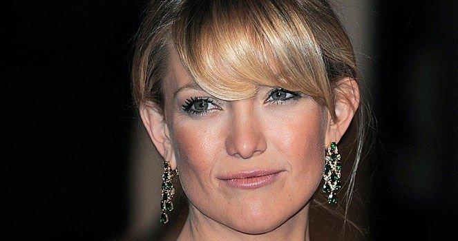 SKUDD: Det viste seg å være falsk alarm da det ble skudd på utsiden av Kate Hudsons hjem i New York.