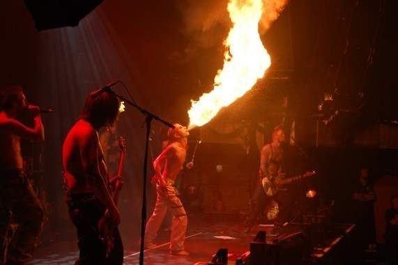 Mye pyro