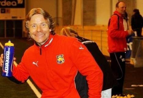 Geir Nordby ble kåret til årets trener i Toppserien i går.