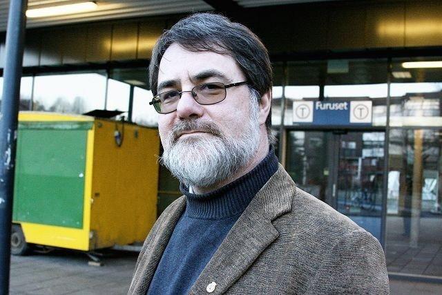Rolf Erik Johansen (SV) er leder av helse- og sosialkomiteen i Bydel Alna.